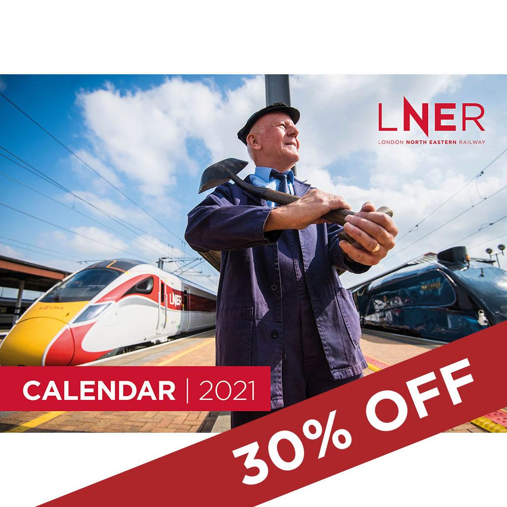 LNER 2021 Calendar